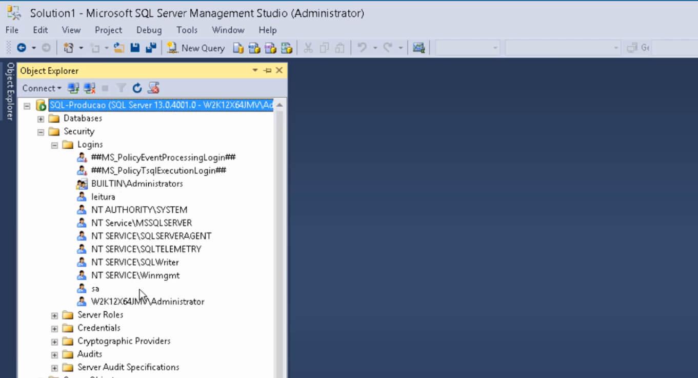 Evite usar conta com acesso administrativo - Evite scripts em ambientes errados
